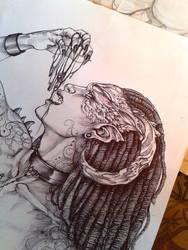 'Beautiful Monsters - Soul Eater' sneak peek by CristianaLeone