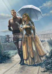 Alva and Ragnar