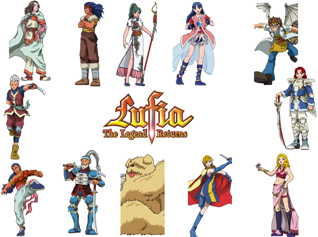 DeviantArt: More Collections Like Lufia The Legend Returns by Esteel