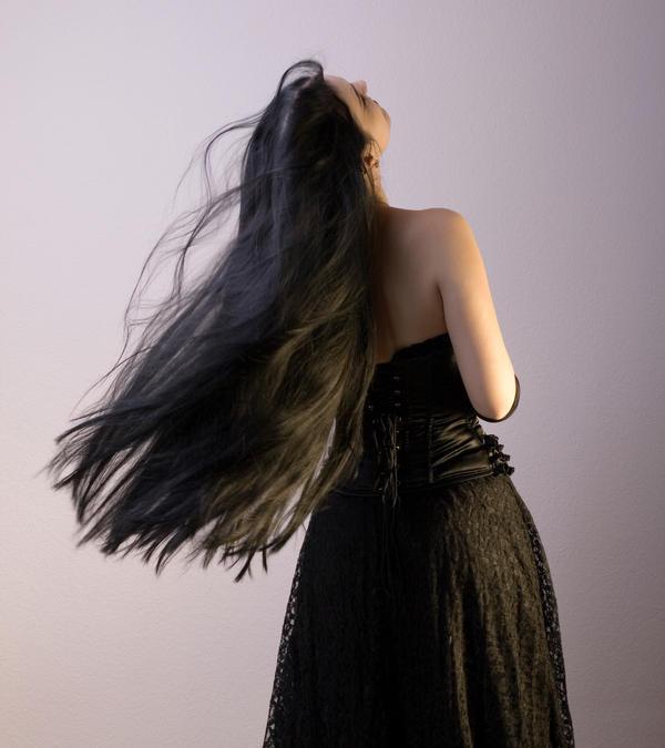 model female XIX by TF-Stock