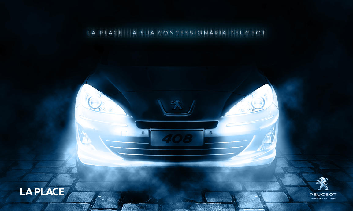 Peugeot Wallpaper By JapaBR On DeviantArt