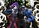 Dragon con Trio