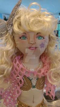 Mermaid doll face up