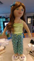 lazy day doll