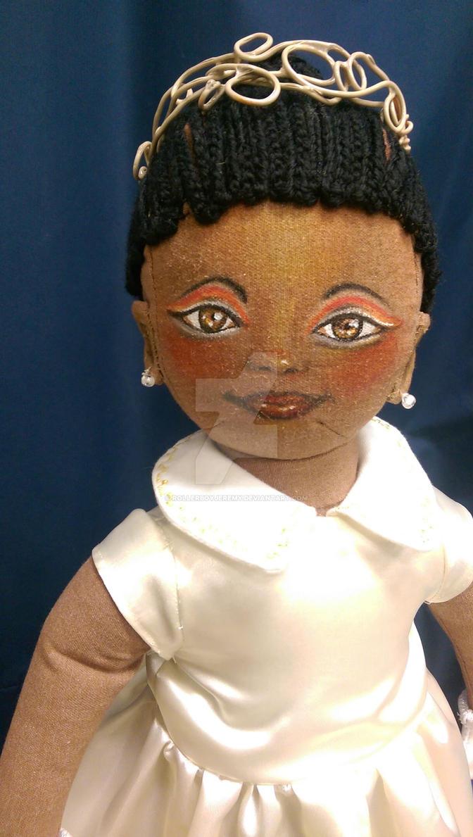 Selowani famale la nouba singer face up