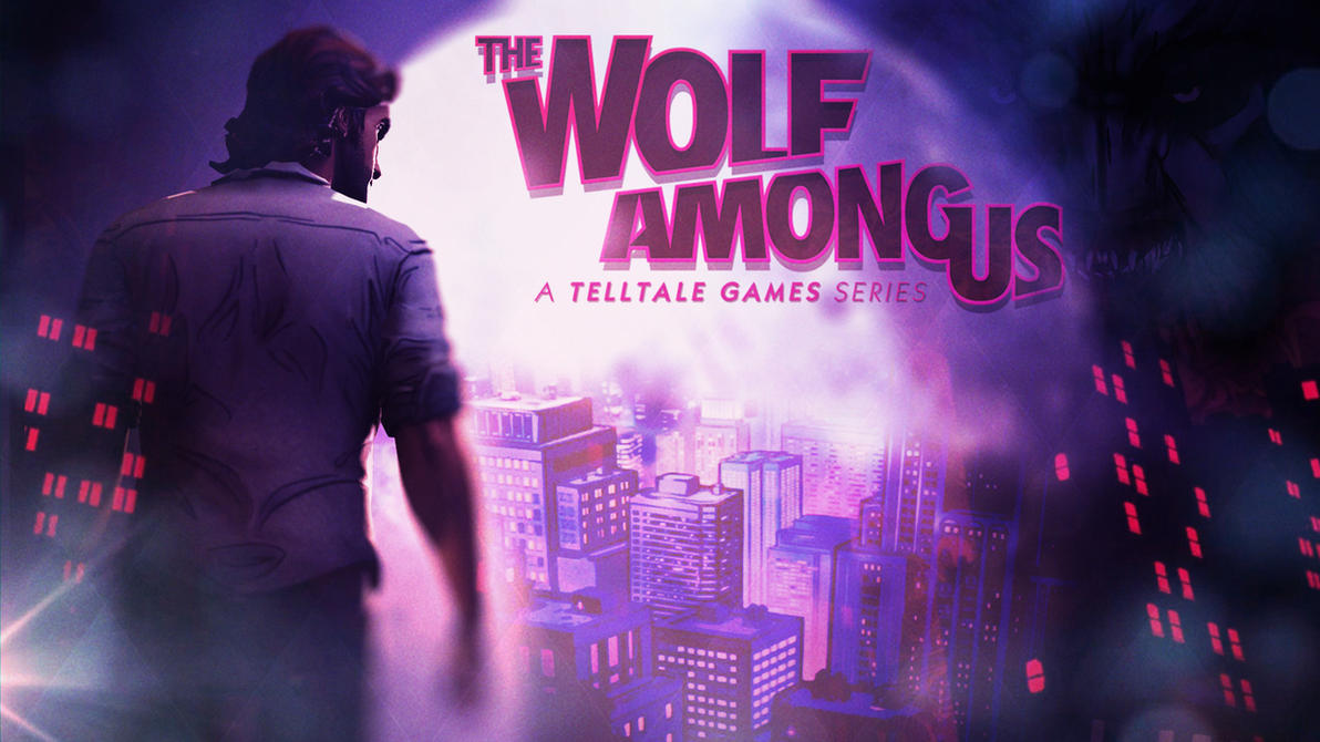 The Wolf Among Us Background