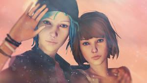 Life is strange - Max and Chloe  [SFM]