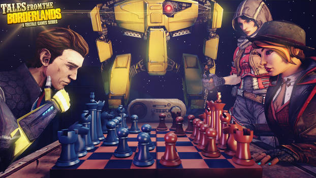 Tales From the Borderlands Background - Chess[SFM]