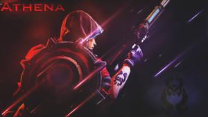 Borderlands Presequel/TFTB - Athena Background 2