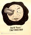 Inktober: ROCKET