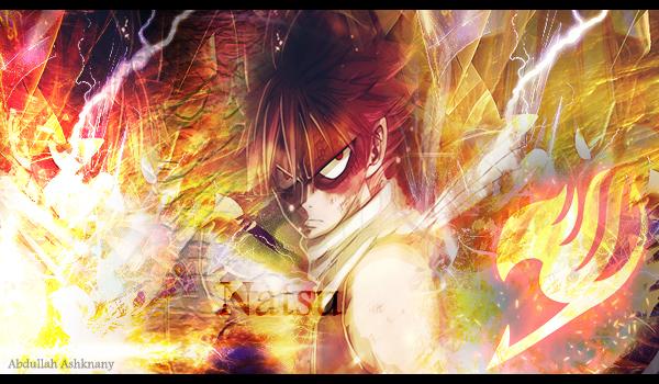 Natsu Fairy Tail By Bnfsjawy