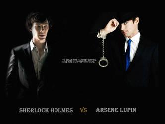 Sherlock and Arsene 2010 by ArseneSherlock