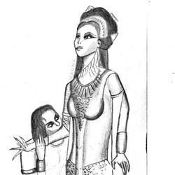 Queen Akasha