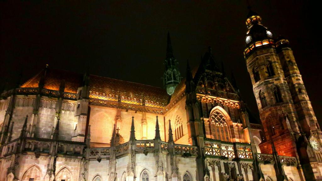 St. Elizabeth Cathedral by Trainl