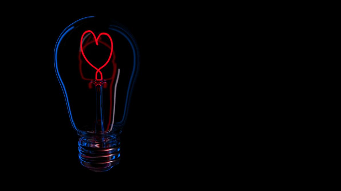 Love Bulb by Trainl