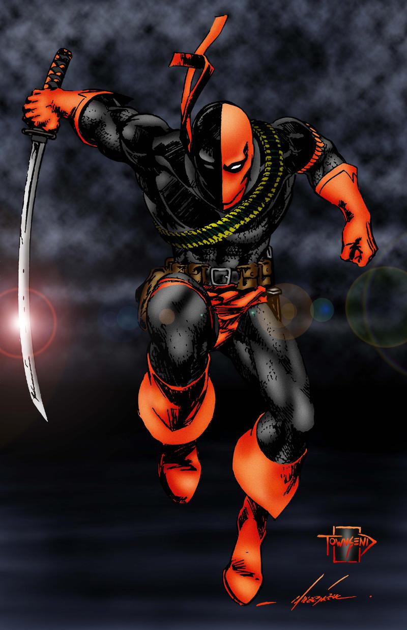 Crossover Battles Of Epicocity Day 10 Deadpool Vs Deathstroke
