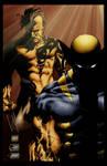 Logan and Daken 2