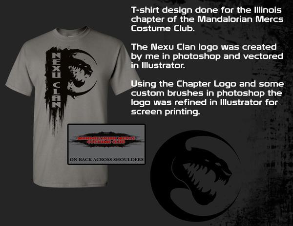 Nexu Clan T-Shirt by Jake-Townsend