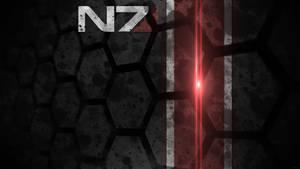 Mass Effect N7 Wallpaper HD