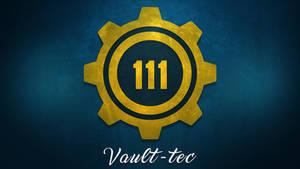 Vault-Tec 111 Wallpaper #1