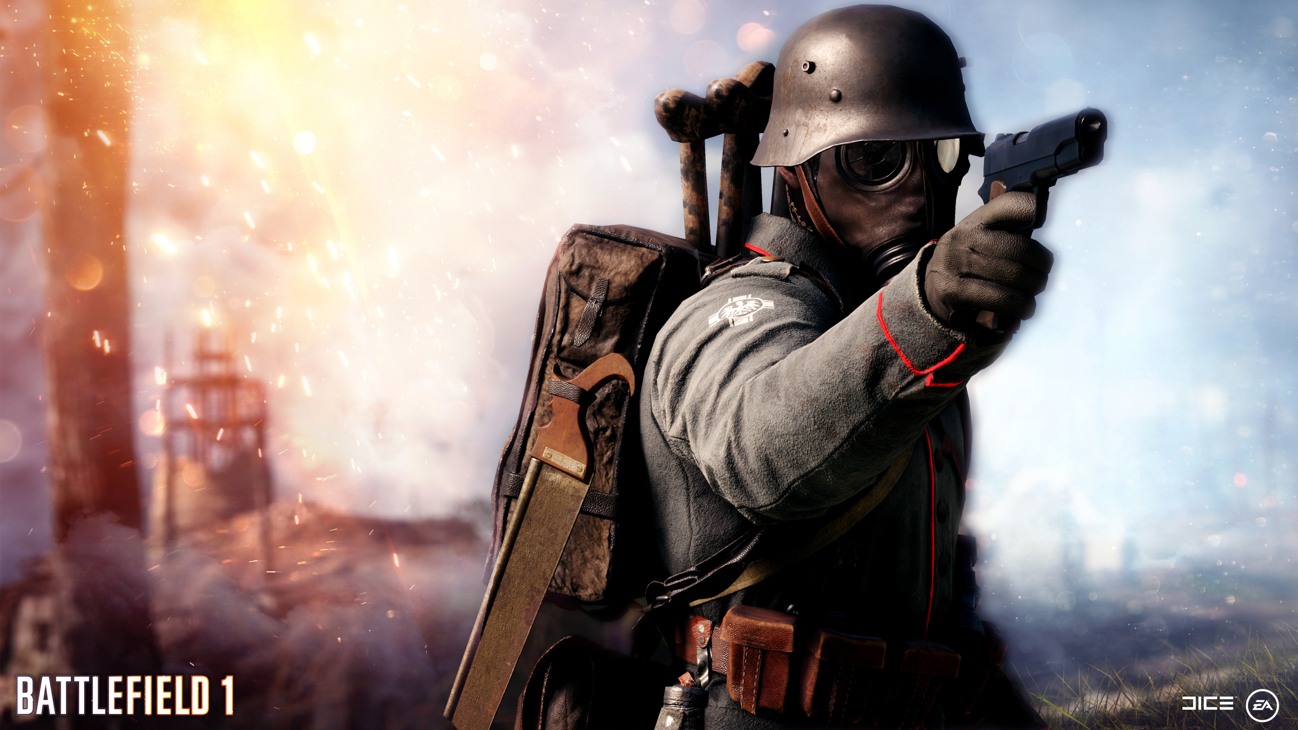 Battlefield 1 German Wallpaper By Solidcell Watch Fan Art
