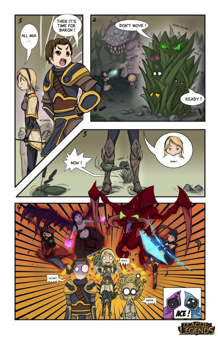 league of legends comics pdf