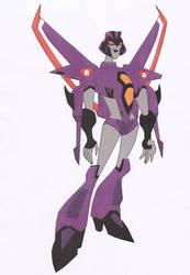 Transformers oc Greta