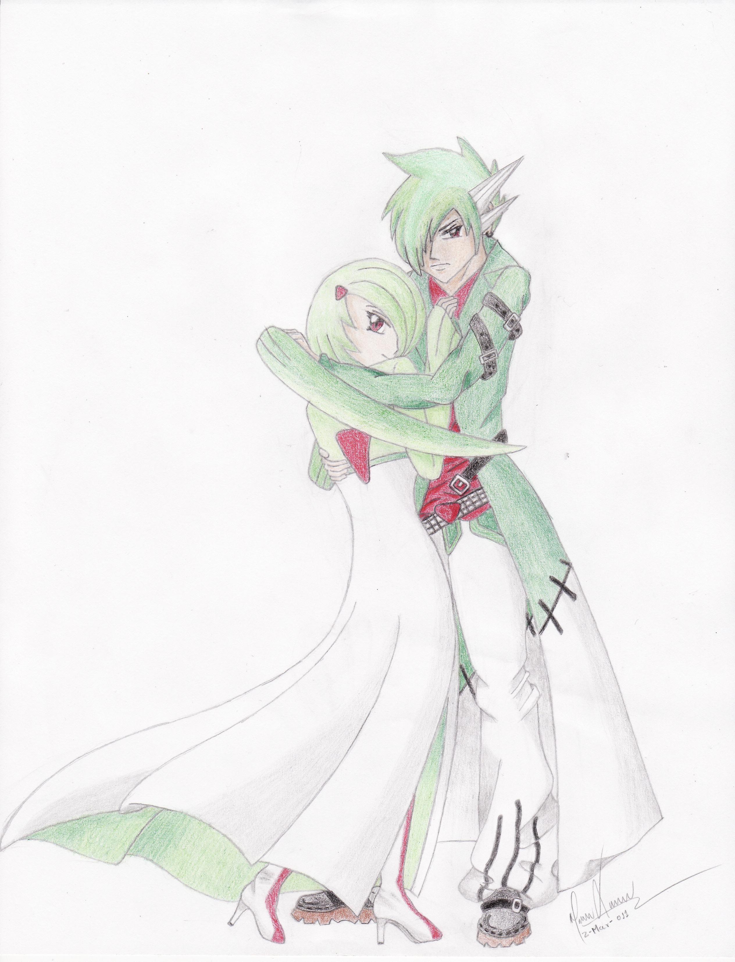 how to get gardevoir in firered