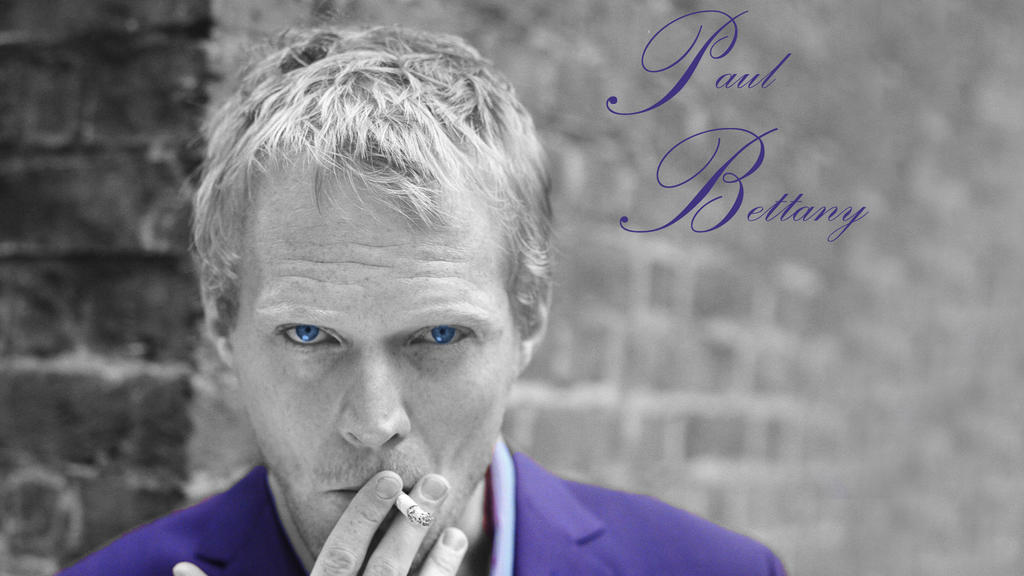 Paul bettany wallpaper by buffybot101