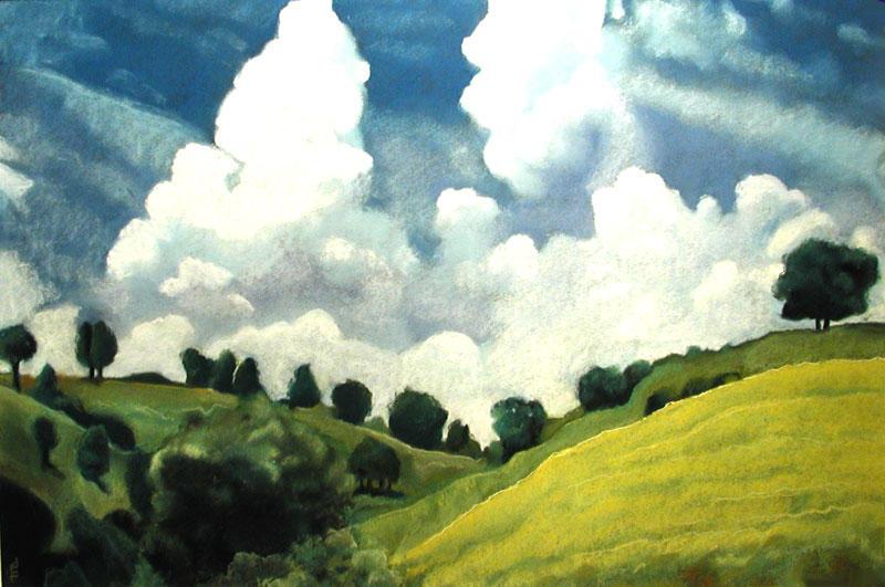 landscape by classina