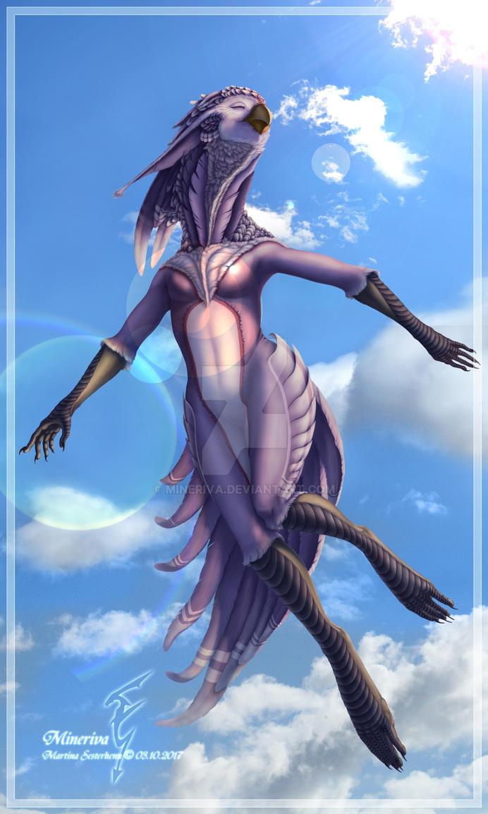 I feel free by Mineriva