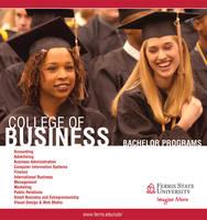 FSU Collge of Business Ad by ajferrara41