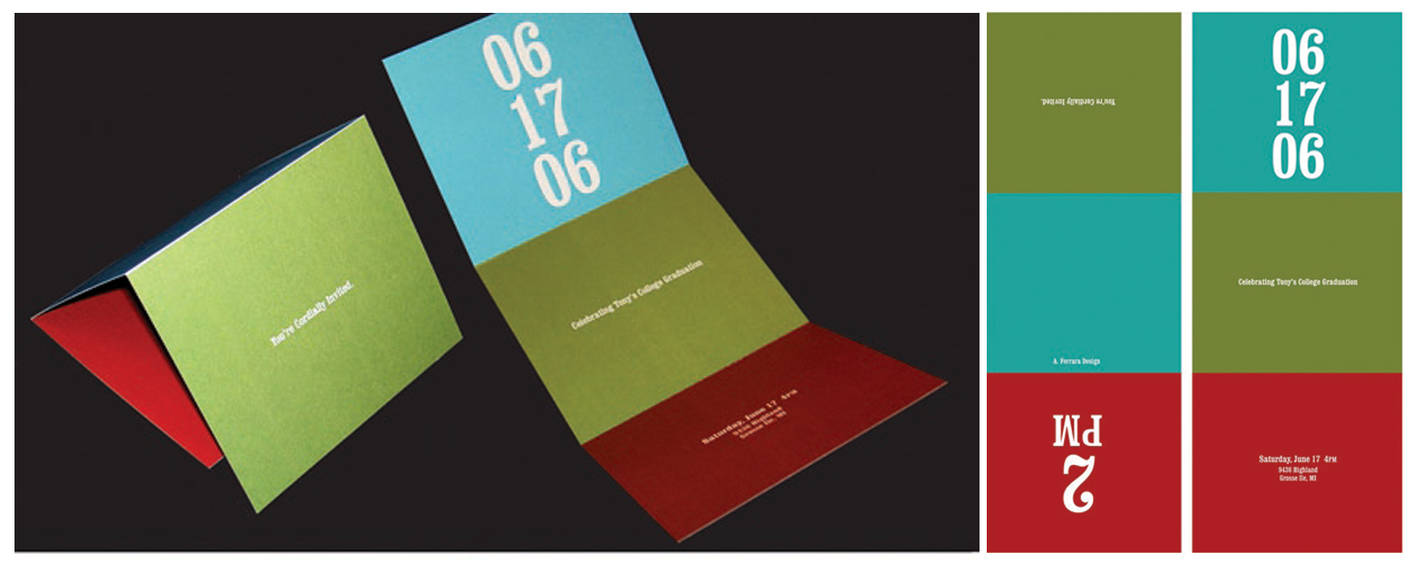 Graduation Invitations by ajferrara41