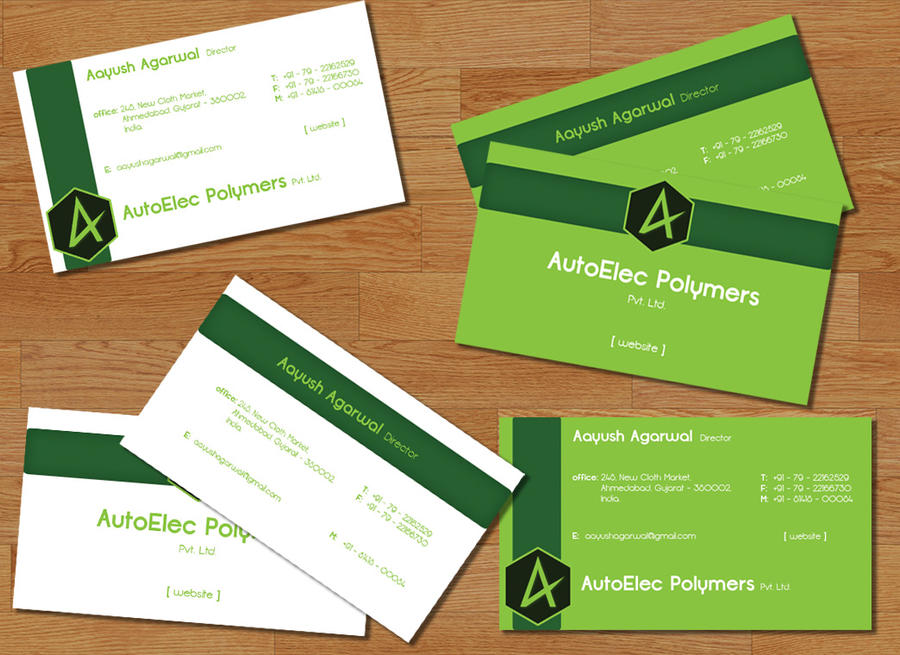 Business Card Sample By Adirulz9 On Deviantart