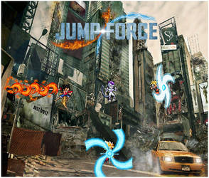 Jump Force!!! by Bite035