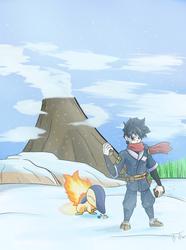 Pokemon Legends Arceus by Bite035