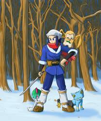 Pokemon Legends Shinobi. by Bite035
