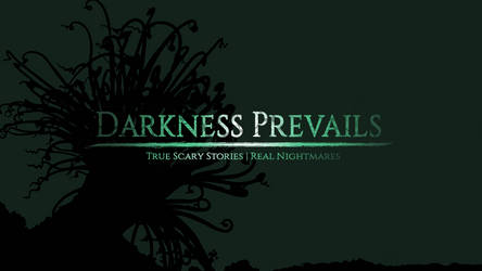 Darkness Prevails YouTube Banner