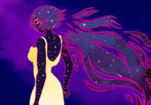 ArtTrade Space Goddess