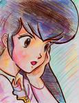 Kyoko Otonashi by shrekisstupid