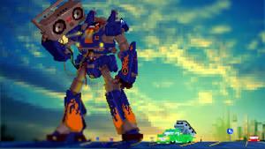 Megas XLR - eXtra Large Robot