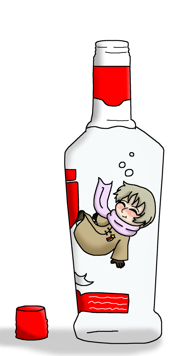 Russian Vodka by LuvU5ever