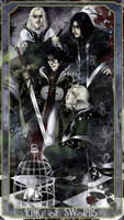 HP Tarot: King of Swords