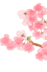 Cherry Blossom PNG 1 by dothenyancat