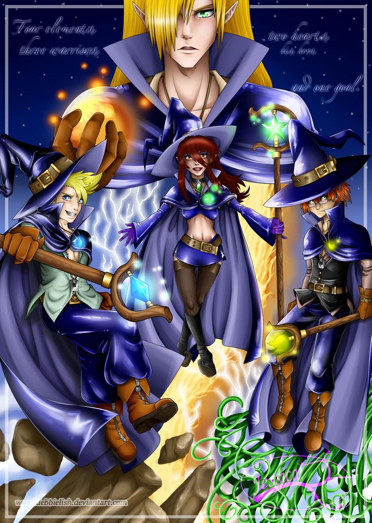 The last Heroes by Debbielish