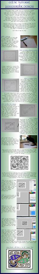 Tutorial - Celtic Zoomorphic Designs