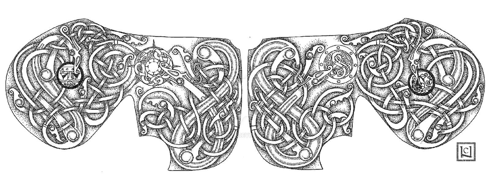 Traditional Scandinavian Tattoos