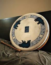 A drum for Orion