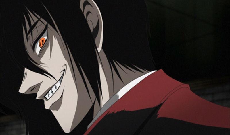 alucard OVA 1 by specter-fangal on DeviantArt  Count Alucard Hellsing Ova