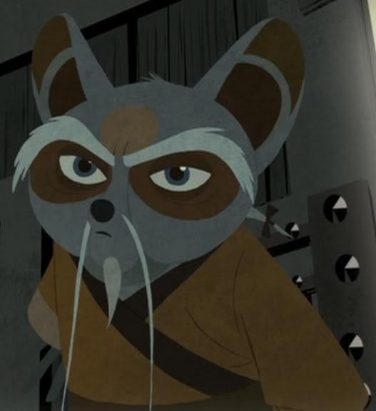 shifu from kung-fu panda by specter-fangal
